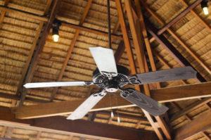 New Braunfels Electricians fixing Fans